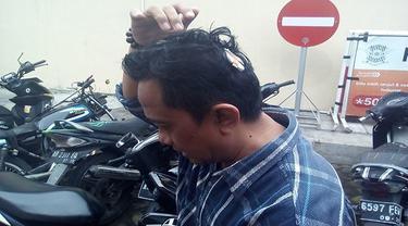 Dilaporkan Merampok Sopir Taksi Online, Bocah SMP Minta Damai