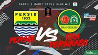 Piala Presiden: Persib Bandung Vs Tira Persikabo (Bola.com/Adreanus Titus)