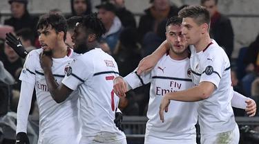 FOTO: Krzysztof Piatek Harapan Baru untuk Kebangkitan AC Milan