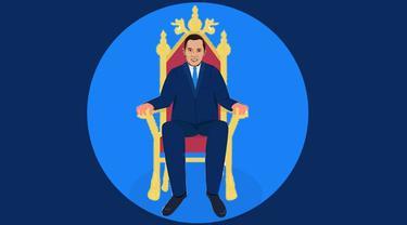 Banner Infografis Geger Isu Dongkel AHY dari Kursi Ketum Demokrat. (Liputan6.com/Trieyasni)