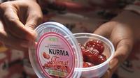 Kurma Tomat adalah kreasi kaum ibu di Dusun Antai, Desa Sebulu Modern, Kabupaten Kutai Kartanegara.