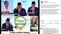 [Cek Fakta] Kacamata Prabowo