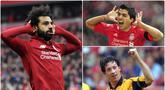 Berhasil mencetak empat gol merupakan sebuah kebanggaan bagi pesepak bola. Apalagi, jika mampu mengukir empat gol dalam satu laga di liga paling ketat di Premier League. Berikut pemain Liverpool yang berhasil mengukir quattrick. (Kolase foto AFP)