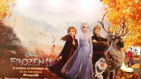 Central Park Mall menghadirkan Disney's Frozen 2 untuk memeriahkan Tahun Baru 2020 (Dok.Central Park Mall)