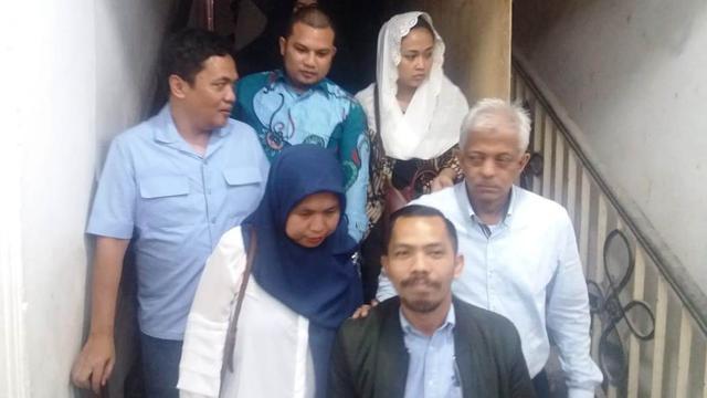 Penyidik memeriksa Wakil Ketua Tim Badan Pemenangan Nasional Prabowo-Sandi, Nanik S Deyang, selama 12 jam terkait kasus Ratna Sarumpaet