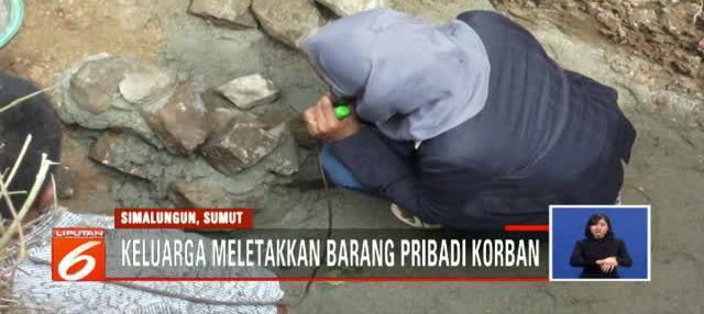 Ribuan Keluarga Korban KM Sinar Bangun Hadiri Peletakan Batu Pertama Monumen Kapal (SIANG)