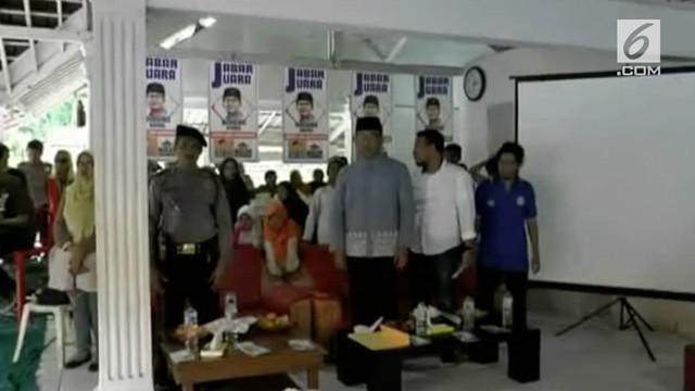 Di hadapan para petani, Kang Emil juga menyampaikan kesiapannya untuk mencalonkan diri jadi Gubernur Jawa Barat.