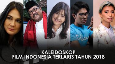 Tahun 2018 diisi dengan deretan film Indonesia yang berhasil menghibur. Film apa saja yang berhasil menduduki posisi terlaris tahun ini?