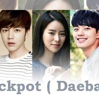 Drama yang diperankan oleh Jang Geun Suk dan Yeo Jin Goo, berjudul Jackpot akan tayang di Indonesia melalui ONE Channel.