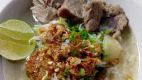 Soto seger, kuliner khas Boyolali, Jawa Tengah. (dok. Instagram @heriza_karunia/https://www.instagram.com/p/Bm7pE2VDj8n/?utm_source=ig_web_copy_link/Asnida Riani)