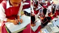 Siswa-siwa ambidextrous (odditycentral.com)