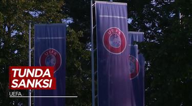 Berita Video UEFA Tunda Berikan Hukuman Kepada Barcelona, Real Madrid, dan Juventus