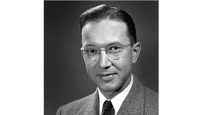 "Dr. William ""Willy"" Higinbotham, kreator gim pertama di dunia. (Doc: bugsplat.com)"