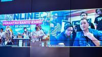 Mudik online yang digagas Pemkab Banyuwangi. (Dian Kurniawan/Liputan6.com)