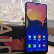 Samsung Galaxy A10. (Liputan6.com/ Yuslianson)