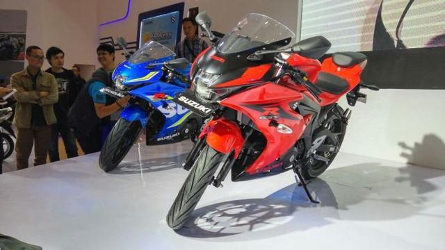 6 Fakta Menarik Motor Sport Suzuki Gsx R150 Otomotif Liputan6 Com