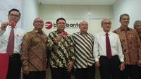 PT Bank Pundi Tbk telah berubah nama menjadi PT Bank Pembangunan Daerah (BPD) Banten Tbk.