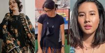 Berikut ini beberapa artis tanah air yang tampil casual modern menggunakan kain tradisional yang bisa menginspirasimu.
