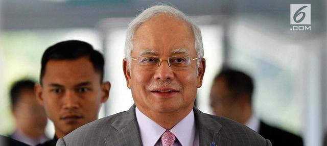 Mantan perdana menteri Najib Razak, terdakwa kasus megakorupsi 1Malaysia Development Berhad atau 1MDB, mengunggah sebuah twit yang berisi permohonan maaf, pada Selasa 3 Juli 2018.