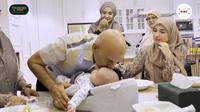 Mark Sungkar, Shireen, Zaskia dan Ukasya (Youtube/The Sungkars Family)