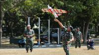 Karya inovatif para prajurit (Foto:Liputan6.com/Dian Kurniawan)