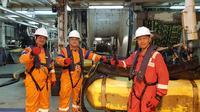 PT Pertamina Hulu Energi (PHE) Jambi Merang, anak usaha PHE, menuntaskan pelaksanaan survei seismik dua dimensi (2D) Komitmen Kerja Pasti (KKP) Wilayah Kerja Jambi Merang sepanjang 31.140 km2. Dok PHE