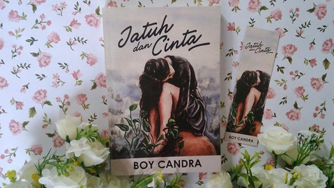 Jatuh Dan Cinta Buku Ke 12 Boy Candra Mizanstore Blog