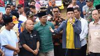 Gubernur NTB Tuan Guru Bajang (TGB) Zainul Majdi meyakinkan Lombok sudah aman dikunjungi pasca gempa. (Instagram @tuangurubujang)