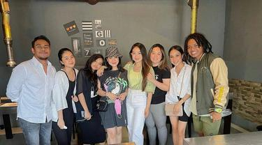 6 Momen Temu Kangen Felicya Angelista dan Natasha Wilona Bareng Sahabat