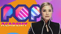 Pop Academy di Indosiar menampilkan dewan juri para artis kondang, salah satunya Ruth Sahanaya (@ryanbrand, Ruth Sahanaya Management)
