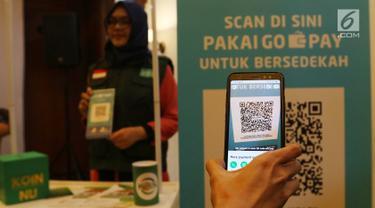 PBNU Gandeng Go-Pay untuk Permudah Pembayaran Zakat, Infaq, dan Sedekah