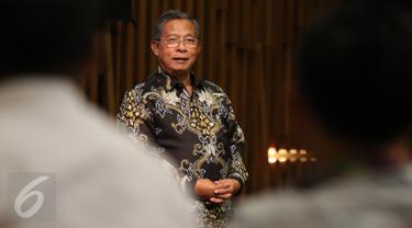 Menteri Koordinator Perekonomian, Darmin Nasution