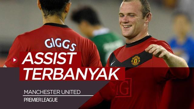 Berita video daftar pemain Manchester United dengan assist terbanyak di Premier League sepanjang masa. Siapa yang berada di peringkat pertama?