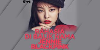 Apa rahasia di balik nama Jennie BLACKPINK? Yuk, kita cek video di atas!