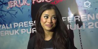 Lama tak menjalani proses syuting, Angie Virgin Kangen Layar Lebar Indonesia dan Ingin Main Film Bergenre Drama.