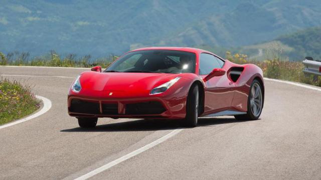 Akhir Bulan Ferrari 488 GTB Sapa Indonesia