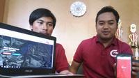 Galanggo merupakan start up digital karya mahasiswa UGM untuk donasi dan kerelawanan