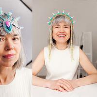Perhiasan manik-manik. (via: Boredpanda.com)