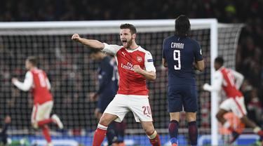 3 Pemain Arsenal yang Harus Angkat Kaki dari Skuat Unai Emery