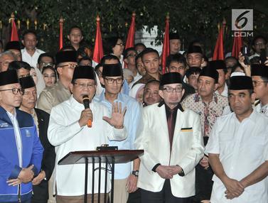 Sandiaga Uno Dampingi Prabowo Subianto di Pilpres 2019