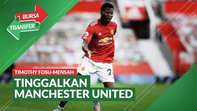 Berita Video Resmi Tinggalkan Manchester United, Timothy Fosu-Mensah ke Bayer Leverkusen