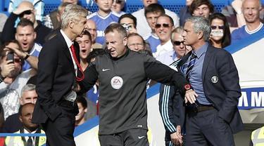 Jose Mourinho - Arsene Wenger