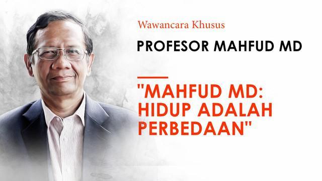 Liputan6 dotcom berkesempatan mewawancarai ahli hukum tata negara Mahfud MD. Mahfud berbicara tentang kondisi ibu pertiwi saat ini dan pesan untuk seluruh rakyat Indonesia.
