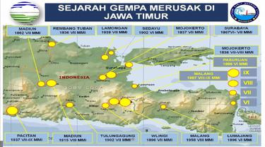 Saatnya Mulai Fokus Mitigasi Wilayah Malang dari Bencana Gempa dan Tsunami