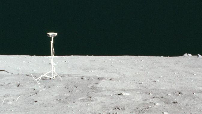 NASA Video Langka dari Bulan Bakal Dilelang, Berapa Nilainya? - Bisnis Liputan6.com