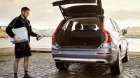 Volvo meresmikan layanan yang memungkinkan konsumennya membelanjakan apapun yang mereka inginkan dan mengirimkannya ke bagasi mobil.