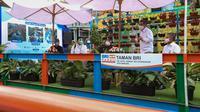 PT Bank Rakyat Indonesia, (Persero), Tbk atau BRI terus berkomitmen ikut berkontribusi mengurangi dampak negatif perubahan iklim.