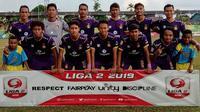 Persik kalah 0-2 dari Persewar di Stadion Cenderawasih Biak, Sabtu (24/9/2019). (Bola.com/Gatot Susetyo)