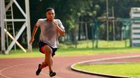 Atletik atletik andalan Indonesia, Lalu Muhammad Zohri. (NOC Indonesia)