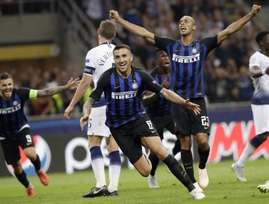 Inter Milan, Tottenham Hotspur, Liga Champions